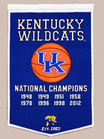Kentucky National Champ Flag