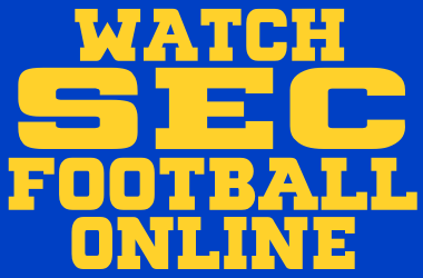 Watch SEC Football Online