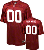 Alabama Custom Jerseys