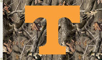 Tennessee Vols Camo Flag